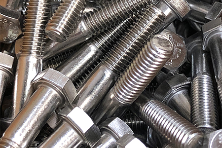 Stainless Steel Fasteners Seattle